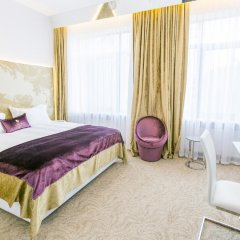 Гостиница Panorama De Luxe 5* Стандартный номер разные типы кроватей фото 8