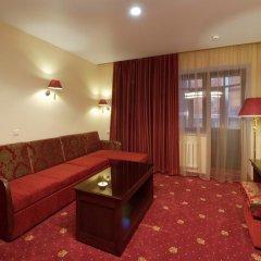 Клуб Отель Корона 4* Номер Делюкс с разными типами кроватей фото 4