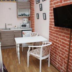 Апартаменты Nevskiy Air Inn 3* Студия с различными типами кроватей фото 28