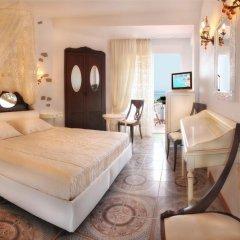 Отель Antigoni Beach Resort 4* Стандартный номер с двуспальной кроватью фото 18