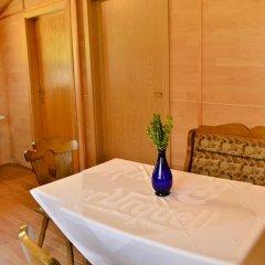 Отель Chalets Vitkova Hora Карловы Вары ванная
