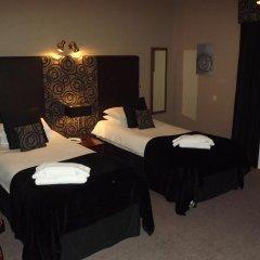 Glazert Country House Hotel 3* Стандартный семейный номер с различными типами кроватей фото 4