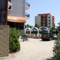 Hotel Onufri Голем парковка