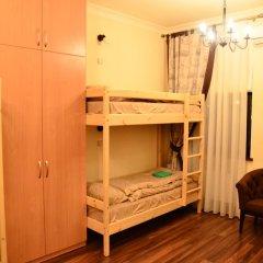 Хостел Белокоричи Кровать в общем номере фото 13