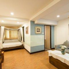 Отель The Best Bangkok House 3* Номер Делюкс с 2 отдельными кроватями фото 4