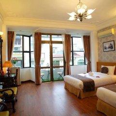 Отель Family Holiday Ханой комната для гостей фото 2