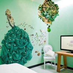 Pimnara Boutique Hotel 3* Улучшенный номер с двуспальной кроватью фото 4