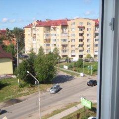 Гостиница na Lesoparkovoy 2 A в Зеленоградске отзывы, цены и фото номеров - забронировать гостиницу na Lesoparkovoy 2 A онлайн Зеленоградск балкон