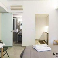 Апартаменты Lekka 10 Apartments комната для гостей фото 3