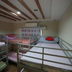 HaHa Guesthouse - Hostel Кровать в мужском общем номере фото 5