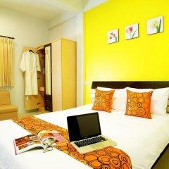 Отель Smile Inn 2* Стандартный номер с двуспальной кроватью фото 4
