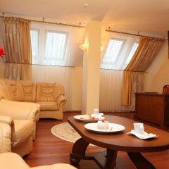 Олимп Отель 4* Люкс с различными типами кроватей фото 2