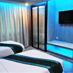 Отель BLUTIQUE Бангкок спа фото 2