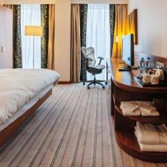 Гостиница Hilton Garden Inn Краснодар (Хилтон Гарден Инн Краснодар) 4* Стандартный номер разные типы кроватей фото 10