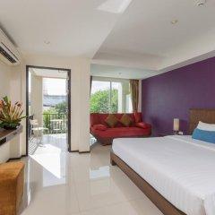 Lub Sbuy House Hotel 3* Номер Делюкс с различными типами кроватей фото 10