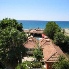 Safak Beach Hotel 2* Стандартный номер фото 36