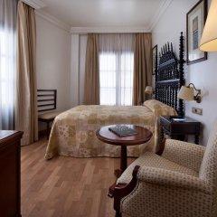 Hesperia Granada Hotel 4* Стандартный номер с двуспальной кроватью фото 6