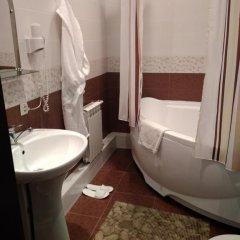 Гостиница Успенская Тамбов 3* Люкс с различными типами кроватей фото 14