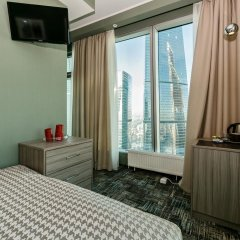 Мини-Отель Панорама Сити 3* Номер Комфорт с различными типами кроватей фото 19