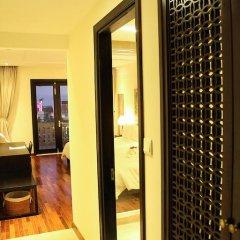 Отель Thanh Binh Riverside Hoi An 4* Стандартный номер с различными типами кроватей фото 7