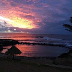 Отель Cabañas Anakena пляж