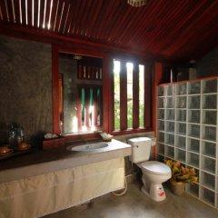 Отель Green View Village Resort 3* Бунгало с различными типами кроватей фото 14