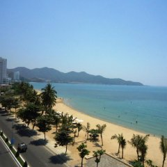 Anh Hang Hotel пляж фото 2