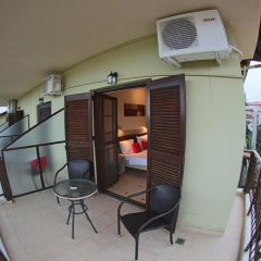 Avra Hotel балкон