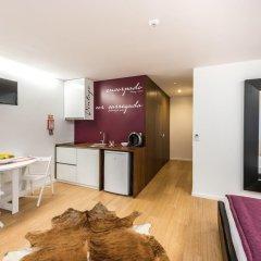 Отель Lounge Inn 3* Апартаменты разные типы кроватей фото 23