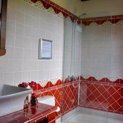 Отель Casa Rural DoÑa Herminda Ла-Матанса-де-Асентехо ванная