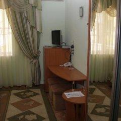 Кристина Отель 2* Улучшенный номер разные типы кроватей фото 4