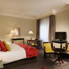 Отель Sofitel Roma (riapre a fine primavera rinnovato) 5* Номер категории Премиум с различными типами кроватей фото 2