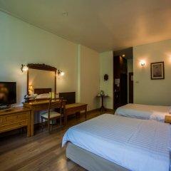 Sailom Hotel Hua Hin 3* Улучшенный номер с различными типами кроватей фото 4