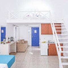 Отель Bella Santorini Studios 4* Вилла с различными типами кроватей фото 13
