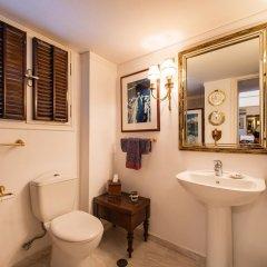 Отель Armonia City Mansion Греция, Закинф - отзывы, цены и фото номеров - забронировать отель Armonia City Mansion онлайн ванная