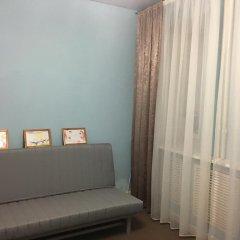 Hostel Zeleniy Dom Стандартный номер с разными типами кроватей фото 14