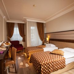Rox Royal Hotel Турция, Кемер - 4 отзыва об отеле, цены и фото номеров - забронировать отель Rox Royal Hotel онлайн комната для гостей фото 5