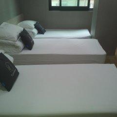 K-Grand Hostel Gangnam 1 Кровать в мужском общем номере с двухъярусной кроватью фото 2
