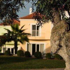 Отель Eden Resort вид на фасад