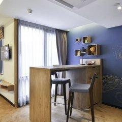 U Sukhumvit Hotel Bangkok 4* Улучшенный номер фото 17