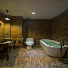 Bagan King Hotel 3* Улучшенный номер с различными типами кроватей фото 6
