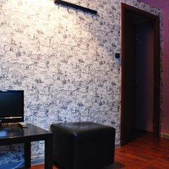 Hostel Panamas Стандартный семейный номер с разными типами кроватей фото 6