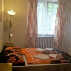 Отель Judit Apartmanok Студия с различными типами кроватей фото 9