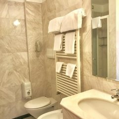 Hotel Mythos 3* Номер категории Эконом с полутороспальной кроватью фото 5