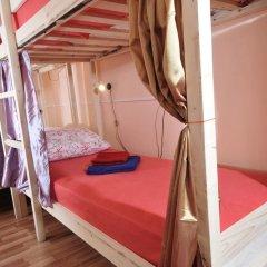 Vega Hostel Кровать в мужском общем номере с двухъярусной кроватью фото 2