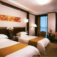 Отель Shanghai Golden Jade Sunshine Hotel Китай, Шанхай - отзывы, цены и фото номеров - забронировать отель Shanghai Golden Jade Sunshine Hotel онлайн комната для гостей фото 5