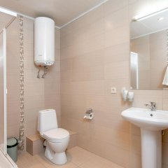 Гостиница Самара Люкс ванная