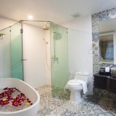 Grand Supicha City Hotel ванная