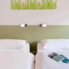 Отель ibis budget Nürnberg City Messe Стандартный номер с различными типами кроватей фото 4