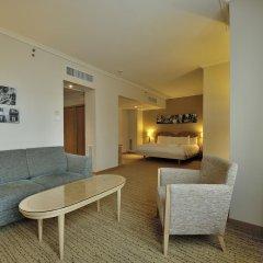 Отель Hilton Milan 4* Полулюкс с различными типами кроватей